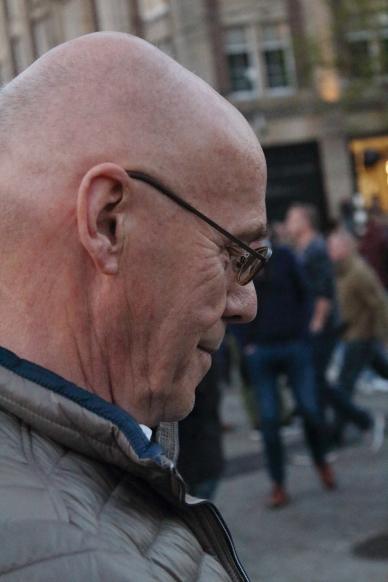 Martin, 71, professor from Groningen